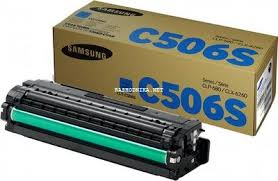 <b>CLT</b>-<b>C506S Samsung C506S Тонер</b>-<b>картридж</b> голубой
