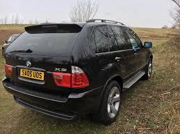 2005 BMW X5 3.0d sport auto sapphire black | in Bury St Edmunds ...