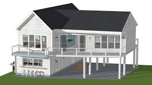 Beach House Plans Pilings Modern Designs AMAZING BEACH HOUSE Beach House Plans On Stilts