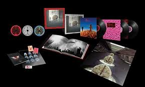 <b>Hemispheres</b>[40th Anniversary][<b>3</b> LP/2 CD/Blu-ray Audio]: <b>Rush</b> ...