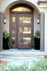 fiberglass front doors for homes front entry doors with sidelights home depot modern front door home