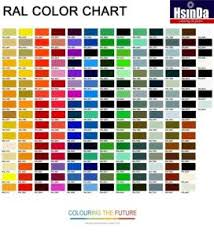 Ral Colour Chart 2016 China Custom Ral Color Epoxy Polyester Epoxy Polyester