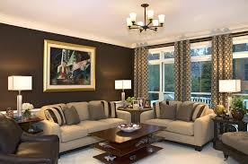 brown and silver living room decor lovely best decorate walls of image colorful wall
