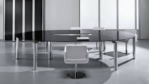 splendid large round conference table with inspiring conference table with iron leg table and espresso office