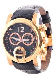 men s watch aigner bari rose gold black leather chronograph a37503 men s watch aigner bari rose gold black leather chronograph a37503 e oro gr aigner watches