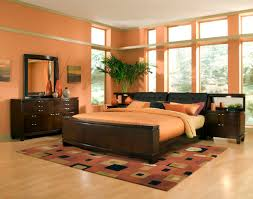Paint For Bedrooms With Dark Furniture Orange Paint Color Ideas For Bedroom With Dark Furniture Home Xmas