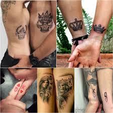 татуировки для влюбленных пар со смыслом тату для друзей идеи