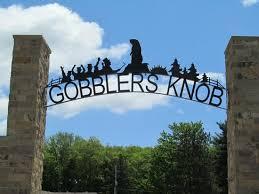 「Gobbler's Knob in Punxsutawney」の画像検索結果