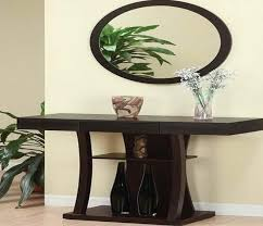 black sofa table with storage. Furniture, Entryway Tables And Mirrors With Black Painted Console Table Drawers Smoke Sofa Storage
