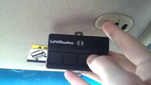 garage door how to program garage door opener to car without garage door how to program