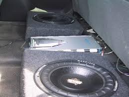 sound system for truck. sound system for truck c