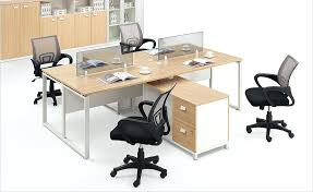 stylish office tables. 4 Person Desk China Office Furniture Workstations And Stylish 0 Prepare Tables