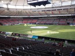 Bc Place Stadium Section 248 Seat Views Seatgeek