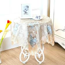 small tablecloth round small tablecloth sizes