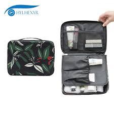 toiletry bags square las women makeup brushes pouch case polyester wash bag best cosmetics cosmetics india from dare 36 0 dhgate