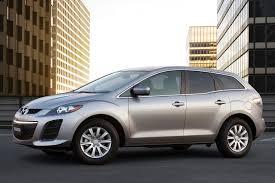 2012 Mazda CX-7 - Information and photos - ZombieDrive