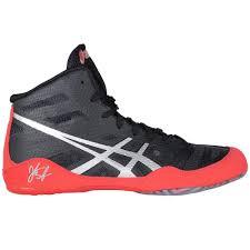 jordan wrestling shoes. asics jb elite black silver red jordan wrestling shoes