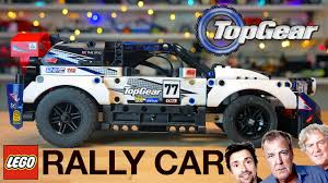 ОБЗОР <b>LEGO Technic 42109</b> Top Gear Rally car /ТопЖир НЕ ...