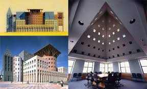 famous postmodern architecture. Plain Famous Denver Central Library  Postmodern Architect Michael Graves 19342015  Pictures CBS News In Famous Architecture