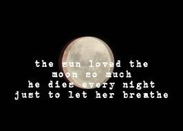 EMANTHINEWSBLOG SUNMOON QUOTE Amazing Sun And Moon Quotes