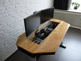 Diy computer desk caseInterior Design Ideas - Desk : Interior .