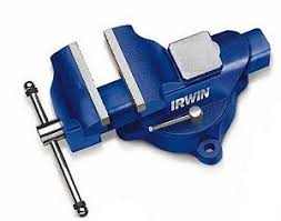 Capri Tools 10519 Rotating Base And Head Bench Vise 6Bench Vise 6