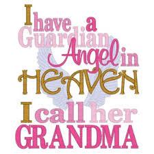 happy birthday in heaven grandma quotes | ... of 11022 i have a ... via Relatably.com