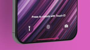 Have Touch ID Under the Display ...