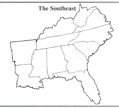 Free Printable Us Map Blank Blank Us Map States Best Us Map South