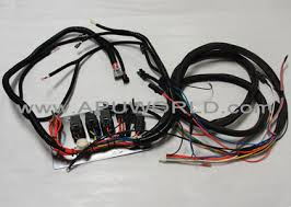 apu world <strong>kl7 001< strong> apu main wiring harness