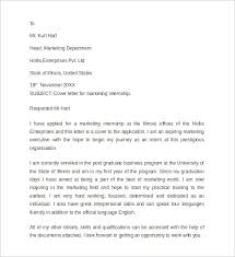 intern cover letter templates sample internship cover letter example 12 download free