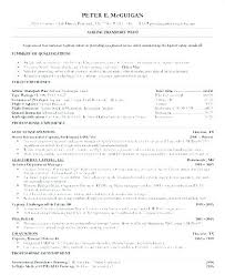 Military Pilot Resume Gorgeous Sample Airline Pilot Resume Sample Professional Resume