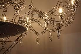 branch shadow chandelier designers show their finest li