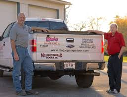 magic garage door inc acquired miller overhead doors inc and is now serving miller overhead s customers in the wayne holmes and surrounding areas