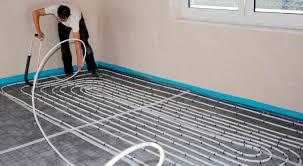 Die packungsgröße bei laminat wird immer in quadratmeter angegeben. Fussbodenheizung Verlegen Lassen Und Heizkosten Sparen