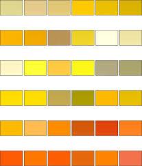 Standard Ral Color Chart - Edit, Fill, Sign Online | Handypdf