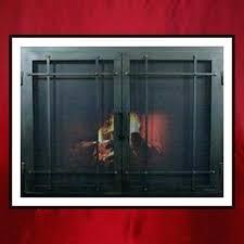 pleasant hearth cabinet style small fireplace doors custom fireplace screen door pleasant hearth alpine black small