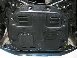 <b>Защита двигателя</b> пластиковая <b>CHN</b> для Haval F7 (Хавал Ф7 ...