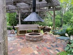 Will A Fire Pit Damage My Patio S Ceiling Home Improvement Stack Exchange