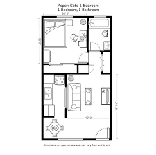 Apartment Sizes Floor Plan For Bedroom Apartment Bath House Room