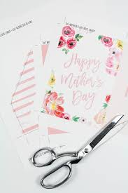 Printable Note Cards Printable Mothers Day Notecards Lets Mingle Blog