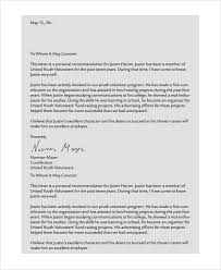 20+ Reference Letters | Sample Templates