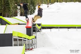 Snowboard Terrain Park Design Snow Park Tech Press Release