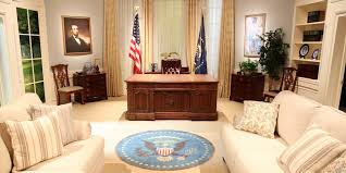 inside the oval office. inside the oval office