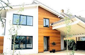 House Facade Makeovers Artenzo - Exterior house renovation
