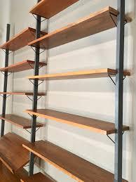 black wire shelving kitchen shelves white modular storage units a interior shelf full wall corner bookcase