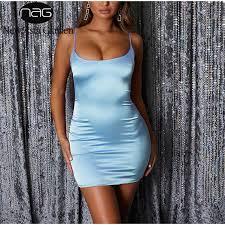 NewAsia <b>Sexy</b> Party Dress Women <b>Summer Spaghetti Straps</b> Chest ...