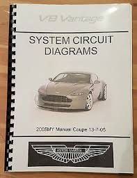 aston martin db7 v12 vantage 99 03 obd ii diagnostic manual aston martin v8 vantage electrical wiring circuit diagrams manual 2005