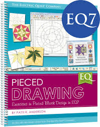 EQ7 with Me: Pieced Drawing | Products | The Electric Quilt Company & PiecedBook. ... Adamdwight.com