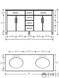5 double sink vanity. dimensions 5 double sink vanity